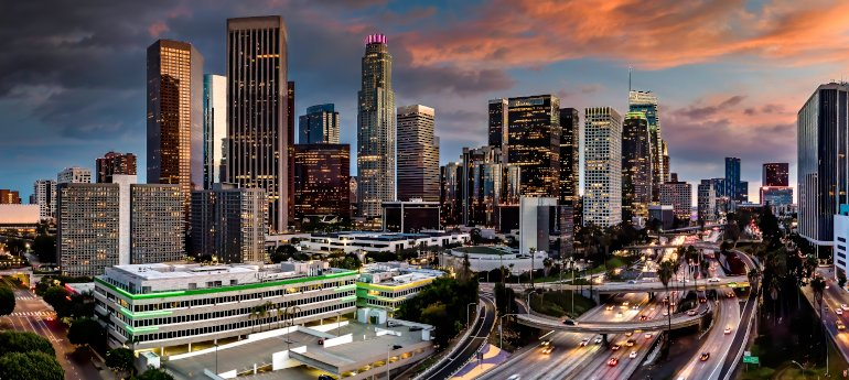 Downtown Los Angeles Office Market Report (Q2 2021)