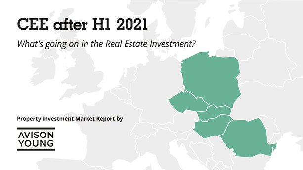 H1 2021 CEE Property Investment Overview