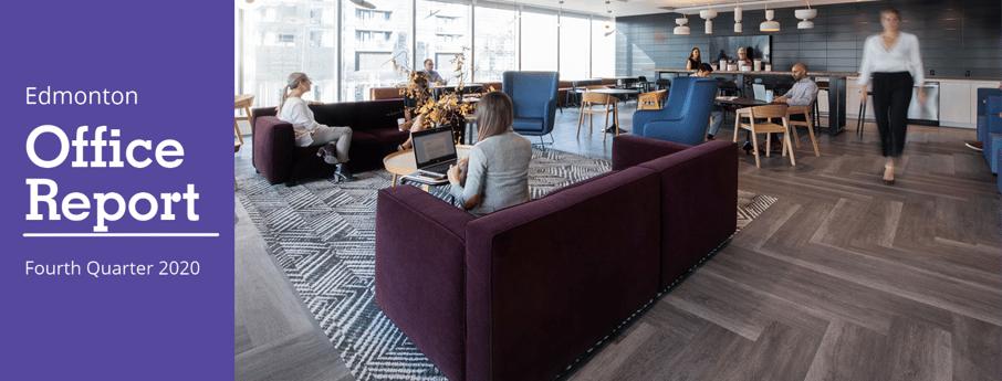 Edmonton Office Market Report (Q4 2020)