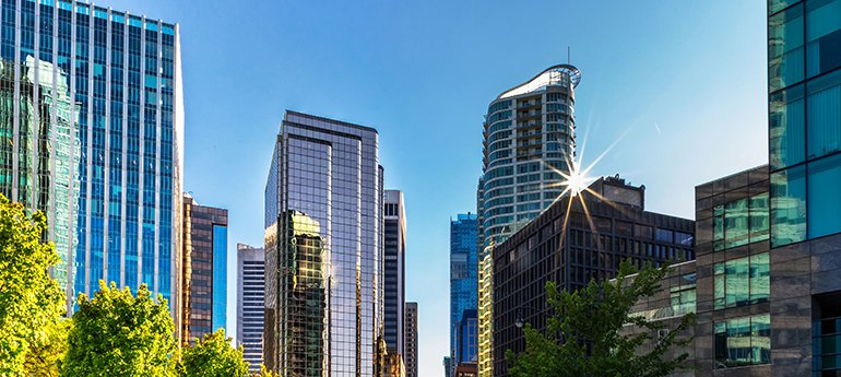 Metro Vancouver, BC Office Market Report (Mid-Year 2020)